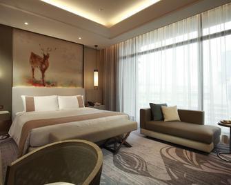 Grand Mayfull Hotel Taipei - Taipei - Bedroom