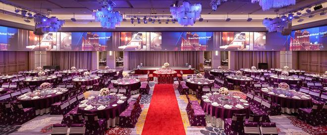 台北美福大飯店 - 台北 - 宴會廳