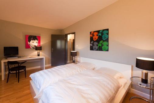 Wine Coffee & More - All Suite Hotel - Hamburg - Bedroom