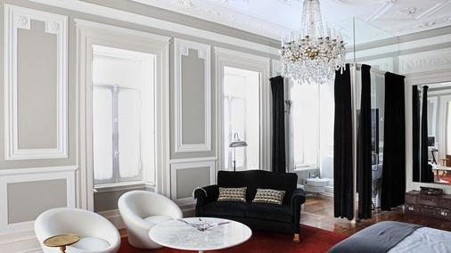 Palacete Chafariz D'El Rei - Lisbon - Living room