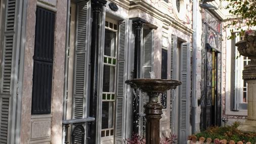 Palacete Chafariz D'El Rei - Lisbon - Building
