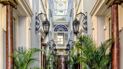 Palacete Chafariz D'El Rei - Lisbon - Lobby