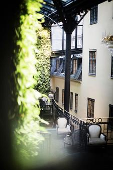君王花園酒店 - 空斯特拉德花園酒店 - 斯德哥爾摩 - 斯德哥爾摩 - 陽台