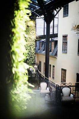 Hotel Kungsträdgården - The Kings Garden Hotel - Tukholma - Parveke