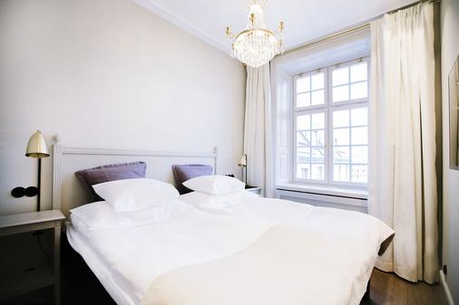 Hotel Kungsträdgården - The Kings Garden Hotel - Stockholm - Bedroom