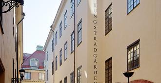 Hotel Kungsträdgården - The Kings Garden Hotel - Estocolmo - Edificio