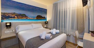 ATOTXA ROOMS - San Sebastian - Yatak Odası