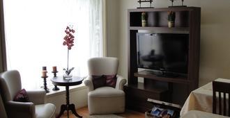 Hostal Alcalá - Temuco - Sala de estar