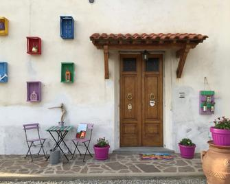 B&B Mangiafuoco - San Miniato - Gebäude