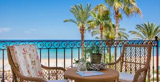 Hotel Los Ángeles - Denia - Balcón