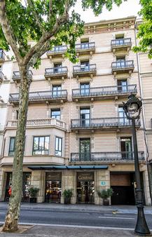 Sunotel Central - Barcelona - Budynek