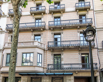 Sunotel Central - Barcelona - Gebouw