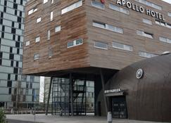 Apollo Hotel Almere City Centre - Almere - Byggnad