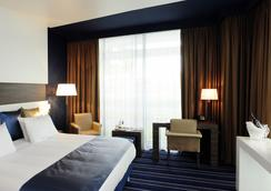 Crowne Plaza Den Haag - Promenade - The Hague - Phòng ngủ