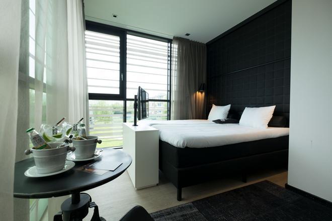 格羅寧根阿波羅酒店 - 格羅寧根 - 格羅寧根 - 臥室