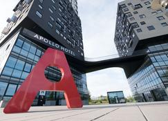 Apollo Hotel Groningen - Groningen - Bygning