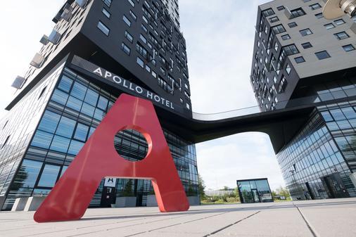 格羅寧根阿波羅酒店 - 格羅寧根 - 格羅寧根 - 建築