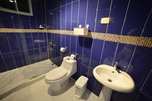 South Beach Hotel - Paraíso - Bathroom