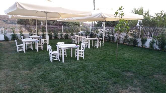 Garden Ada Hotel - Bozcaada - Näkymät ulkona
