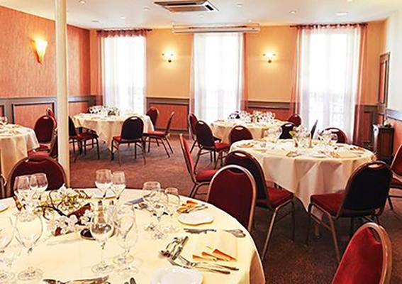 Quality Hotel du Nord Dijon Centre - Dijon - Banquet hall