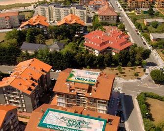 Gran Hotel Liber & Spa - Noja - Gebäude