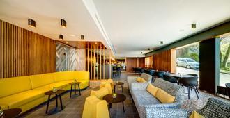Apex City of Edinburgh Hotel - אדינבורו - טרקלין