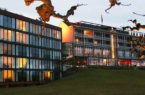 Seehotel Hermitage - Luzern - Rakennus