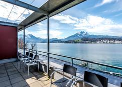 Seehotel Hermitage - Lucerne - Balcony