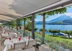 Seehotel Hermitage - Luzern - Ravintola