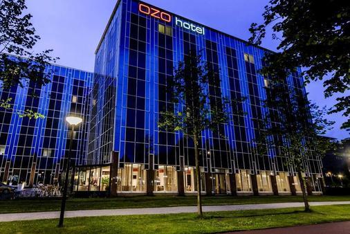 Ozo Hotel - Άμστερνταμ - Κτίριο