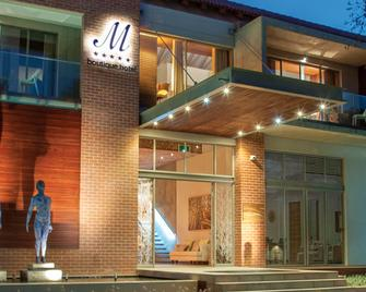 Menlyn Boutique Hotel - Преторія - Building