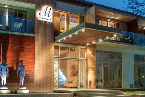 Menlyn Boutique Hotel - Pretoria - Gebäude