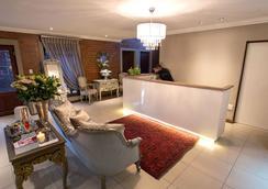 Menlyn Boutique Hotel - Pretoria - Lobby