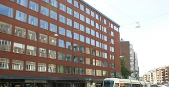 Spar Hotel Majorna - Göteborg - Rakennus