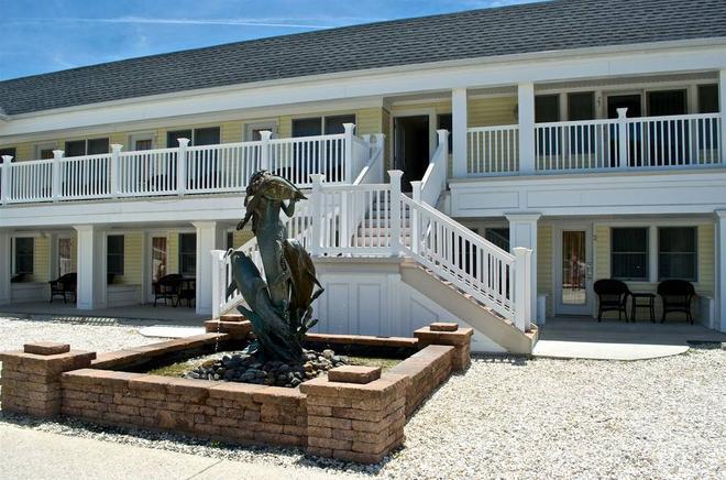 Madison Avenue Beach Club Motel - Cape May - Building