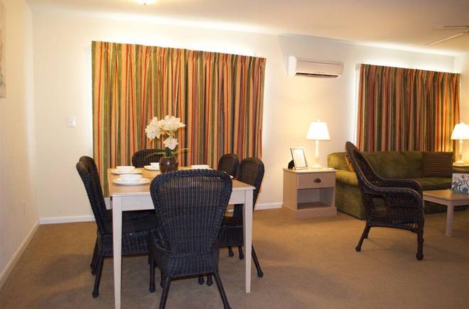 Madison Avenue Beach Club Motel - Cape May - Dining room