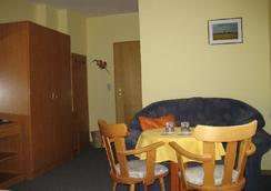 Garni Hotel-Pension Holum - Neuharlingersiel - Living room