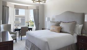 Hotel Drisco - סן פרנסיסקו - חדר שינה