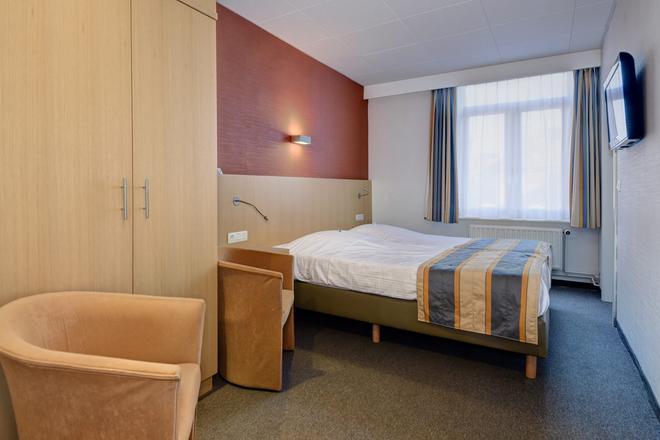 Hotel Du Commerce - Blankenberge - Κρεβατοκάμαρα
