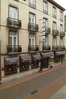 Hotel Du Commerce - Blankenberge - Toà nhà