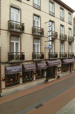 Hotel Du Commerce - Blankenberge - Κτίριο