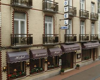 Hotel Du Commerce - Бланкенберге - Building