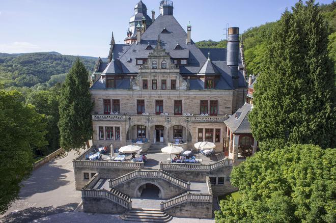 Schloss Hotel Wolfsbrunnen - Eschwege - Edificio