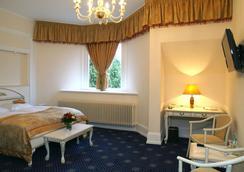 Schloss Hotel Wolfsbrunnen - Eschwege - Camera da letto