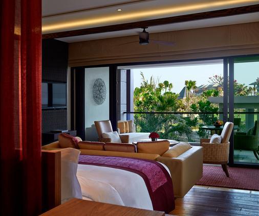 The Ritz Carlton, Bali - Ντενπασάρ - Κρεβατοκάμαρα
