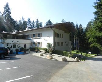 Pension und Appartements Hartkaiser - Ellmau - Building