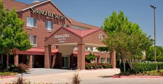 SpringHill Suites by Marriott Dallas Arlington North - Arlington - Bangunan