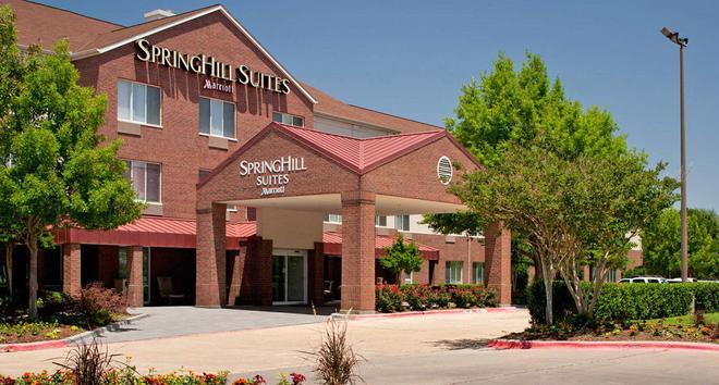 SpringHill Suites by Marriott Dallas Arlington North - Arlington - Rakennus