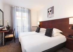 Best Western Hôtel New York Nice - Ницца - Спальня