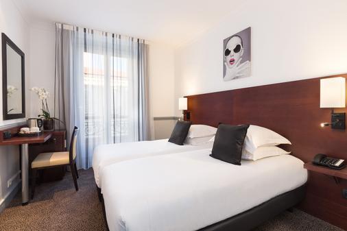 Best Western Hôtel New York Nice - Nice - Bedroom
